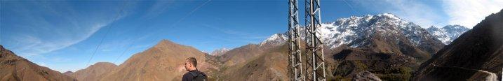 kadraja giren bart'a ne desem bilemeyerek atlas dağları