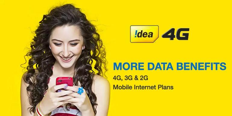Idea Offering New Plan,Rs309 1.5 GB Data Per Day,Bundle Calls,Beat Jio