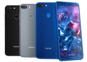 Honor 9 lite With Quad Camera