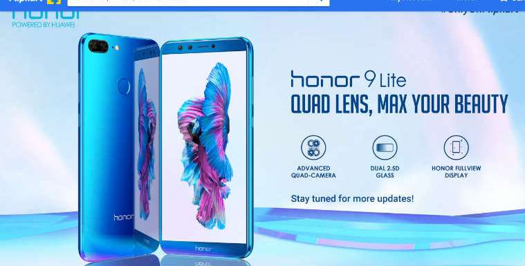 Honor 9I Lite With Quad Camera Launch In India Expacted Date 17 January