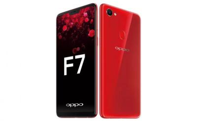 Oppo F7 With 25 Megapixel selfie Camera