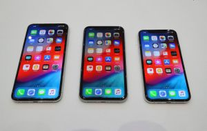 Iphone Xs and Iphone Xs Max With Dual-Sim Support
