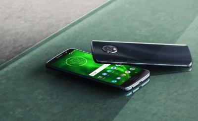 Moto G6 Plus with 6GB RAM,Dual Camera SD 630 CPU