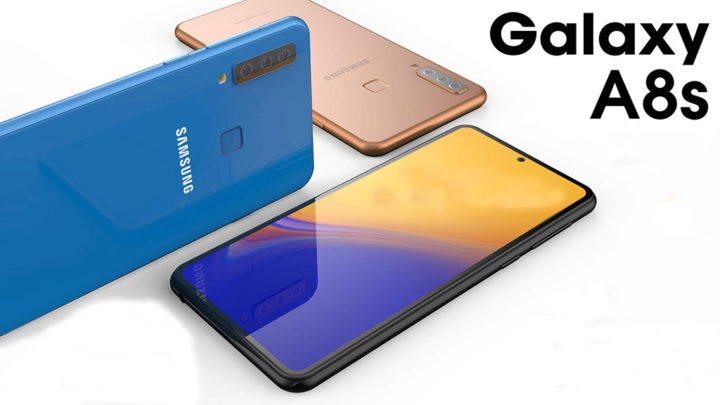 Samsung Galaxy A8s With Triple Rear Cameras And Infinity-O Display