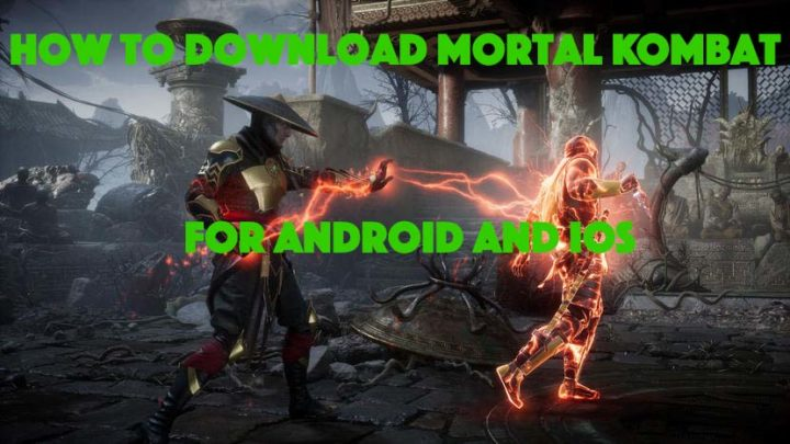 How To Download Mortal Kombat 11 Nintendo Switch For Android And IOS