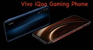 Vivo iQoo Gaming Smartphone With Triple Rear Camera