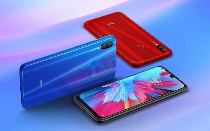 Redmi Note 7S With 48 Megapixel Camera