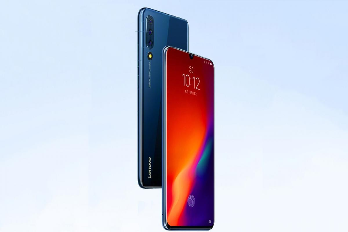 Lenovo Z6 With Triple Rear Camera