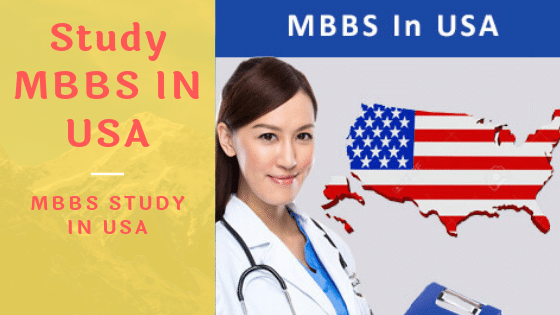 MBBS in USA (Medicine in the US) Study