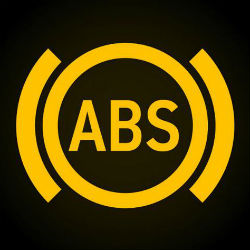 Anti Lock Breaking system - ABS Light