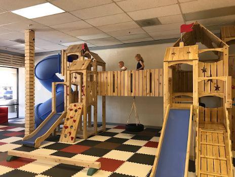 best quality wood indoor play area manufacturer karachi