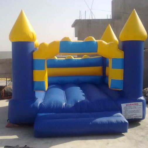 children jumping castle