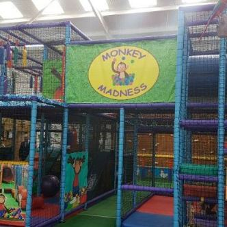 indoor play area equipment