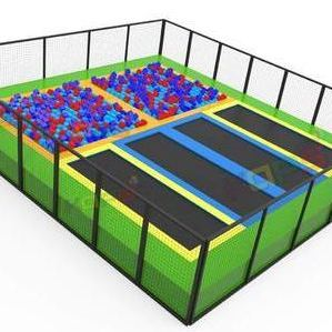 indoor trampolin manufacturer-sukkur