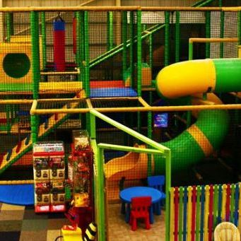 soft play area indoor manufacturer