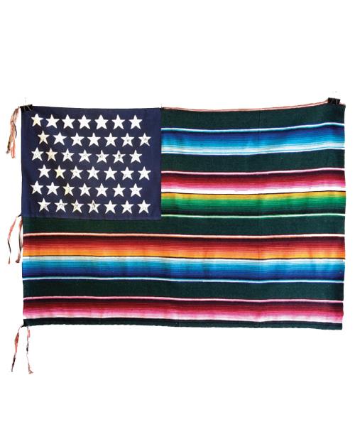 Mi Bandera Wall Flag
