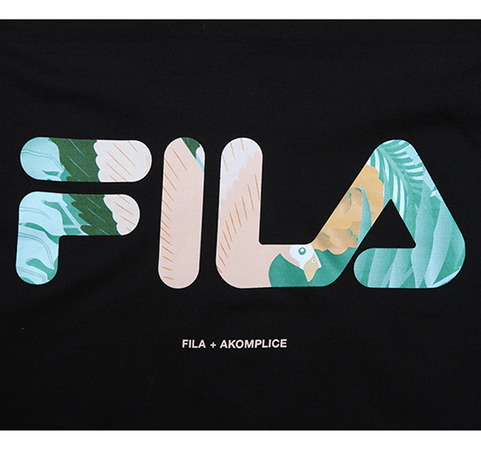 AK + FILA Flamingo LS Tee 5