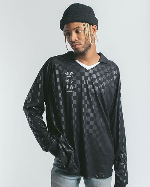 AK X UMBRO Manifest Checkerboard Jersey 1