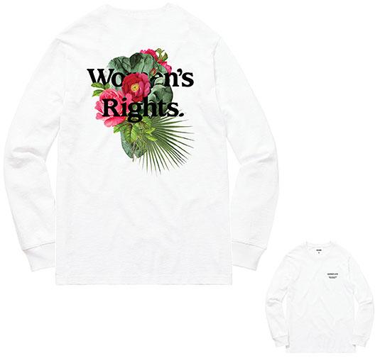 Women's Rights LS Tee 2