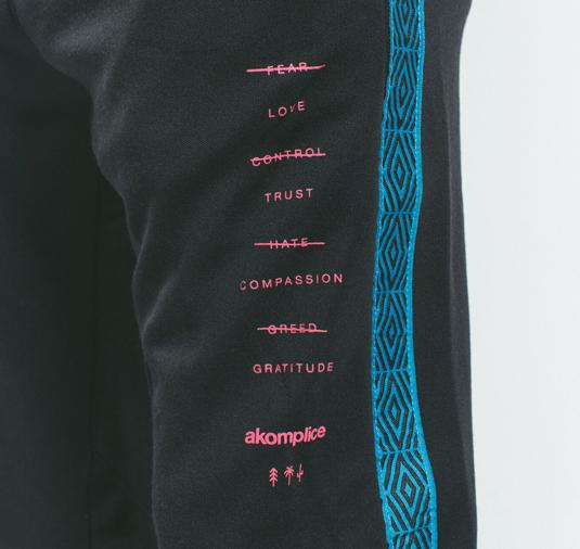 AK X UMBRO Transform Retro Pants 3