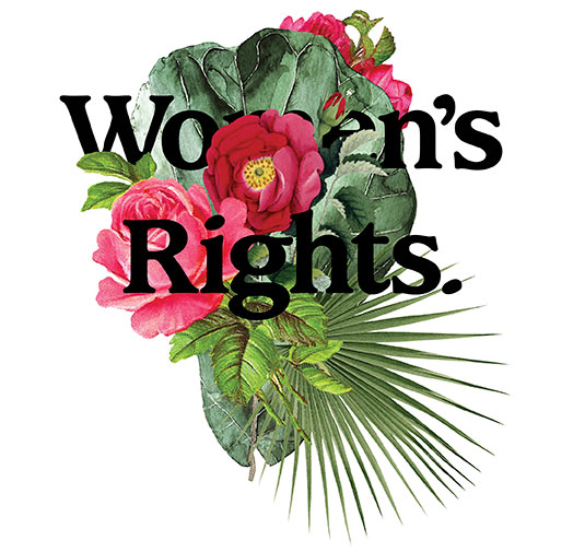Women's Rights SS Tee 5