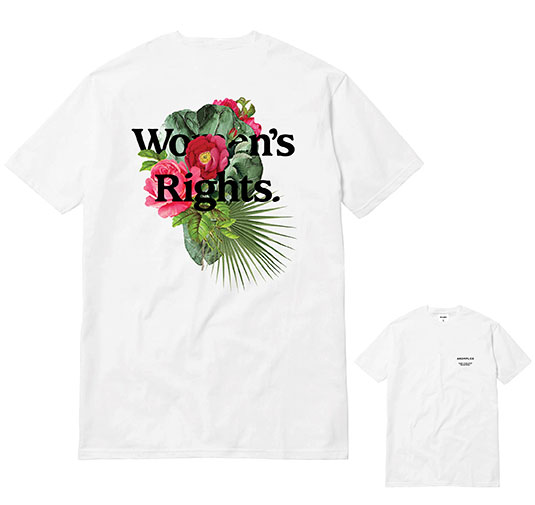 Women's Rights SS Tee 2