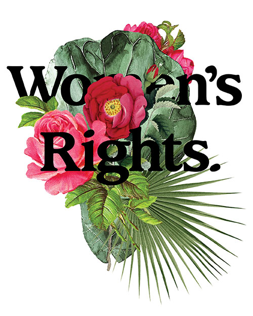 Women's Rights SS Tee 1