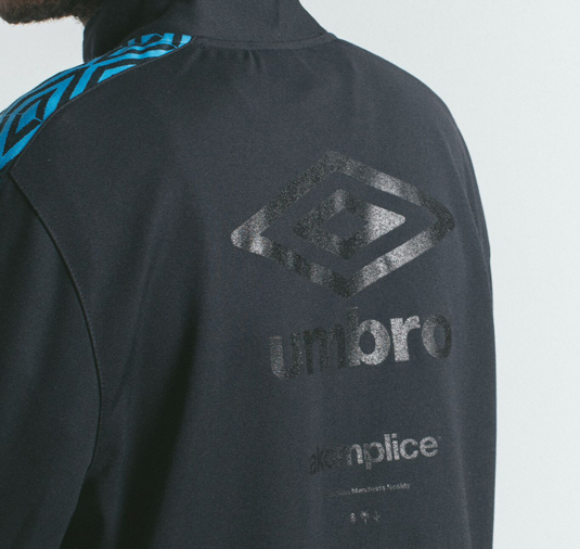 AK X UMBRO Manifest Retro Jacket 3