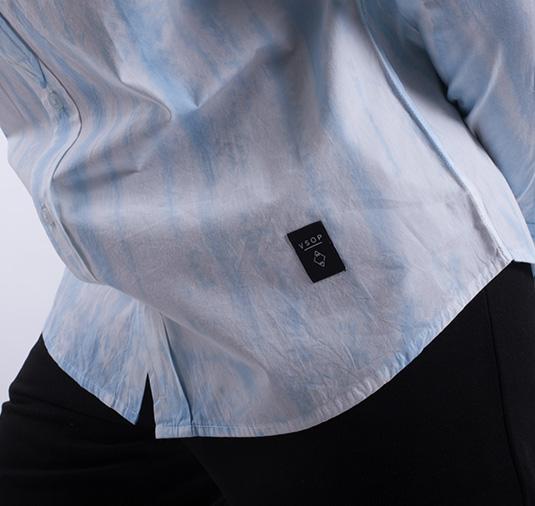 Louvre LS Button Up 7