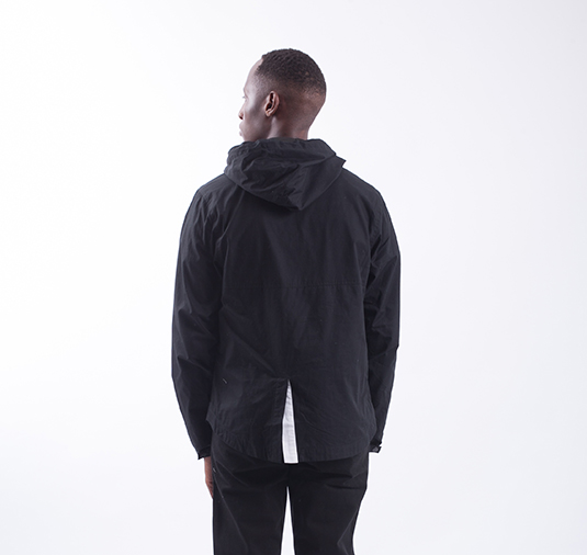 Maiden Nylon Anorak Fishtail 4