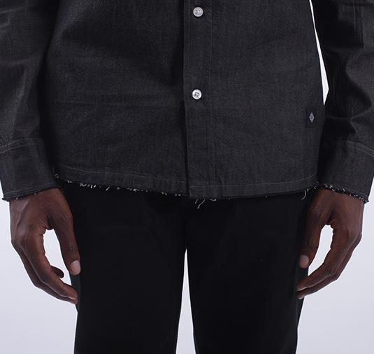 Temple Button Up  4