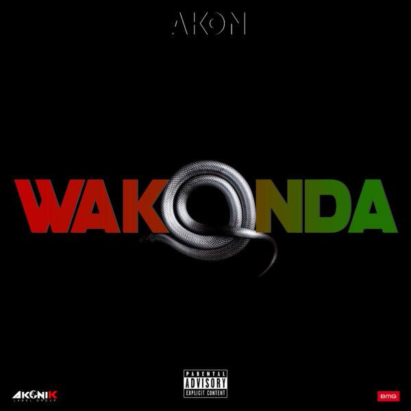 Wakonda Single Cover