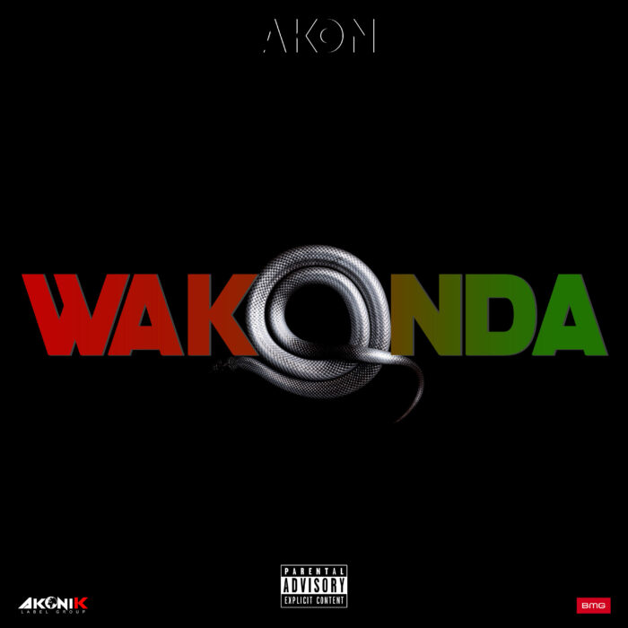 Wakonda Single Cover