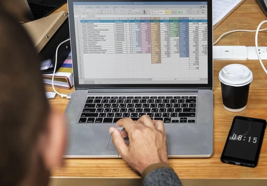 Dochádzka Excel je dobrou voľbou pre časovo vyťažených manažérov