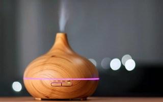 fabriquer diffuseur d'huiles essentielles