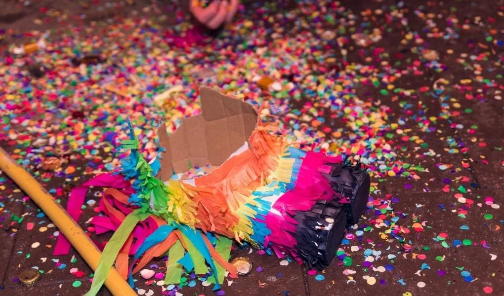 fabriquer des confettis écologiques