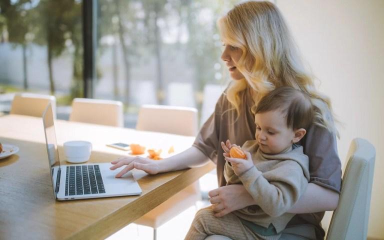 Comment travailler dans une maison pleine d'enfants bruyants
