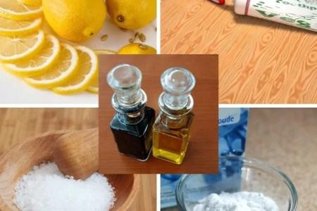 Comment utiliser des ingrédients de cuisine courants pour éliminer naturellement les taches sur les vêtements et les tapis