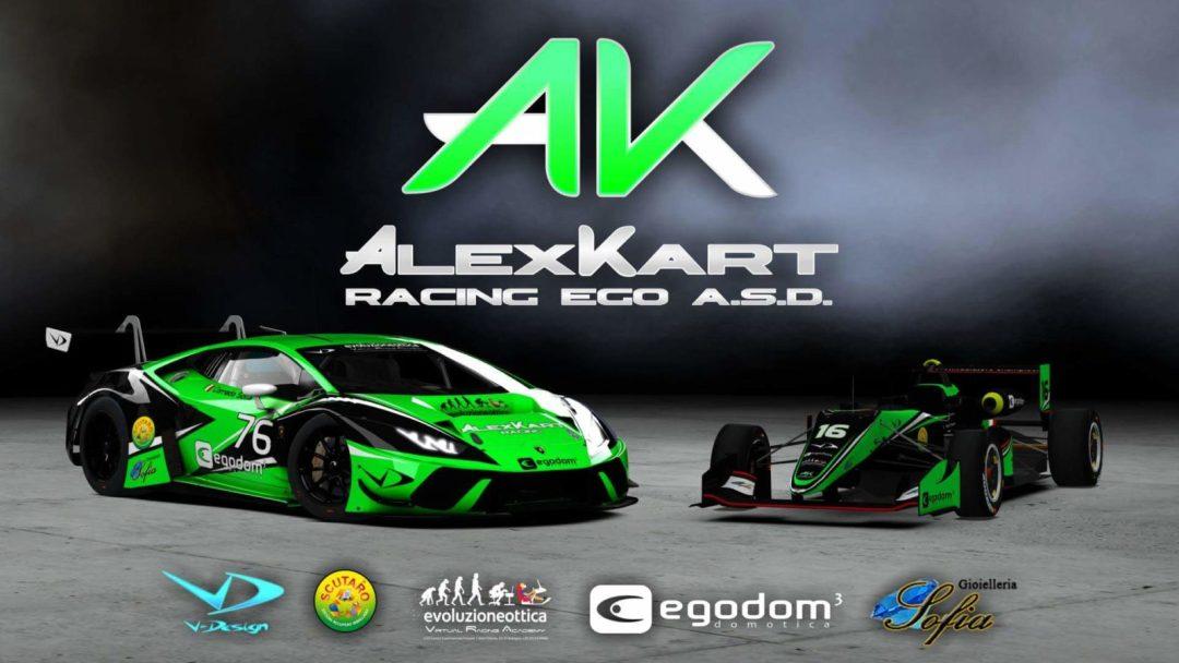 AKR Ego Team Copertina