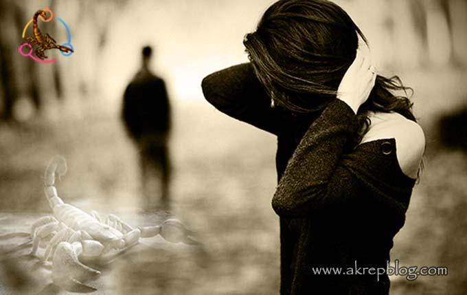 Akrep Erkeği Aşık Olduğunda Aşkından Korkar ve Uzaklaşır mı?