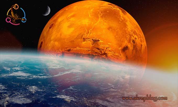 Mars Geri Hareketi ve Olumsuz Etkileri