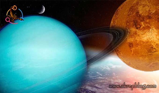 Venüs Uranüs Karesi ve Aşk Hayatımıza Etkileri