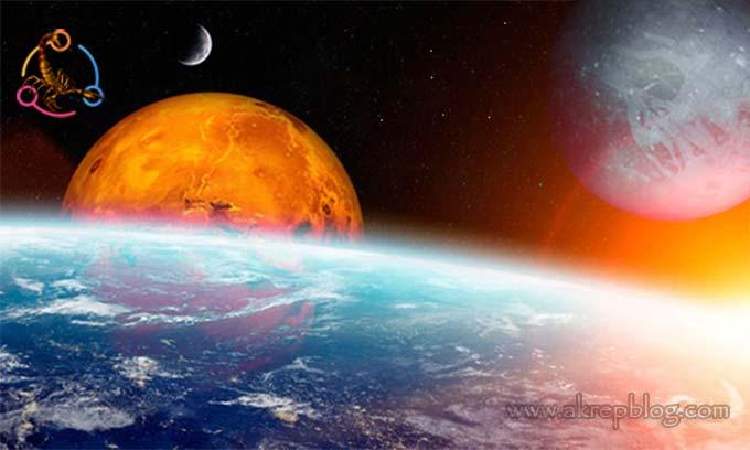 Mars Pluto Karesi