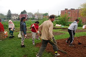 Glendale Community Garden