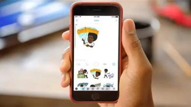 "Photo of "" سناب شات "" تتيح إنشاء رموز تعبيرية شخصية باستخدام تطبيق "" Bitmoji """