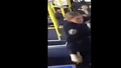 Photo of بالفيديو .. الشرطة الأمريكية تعتقل رجل أنقذ فتاة من التحرش الجنسي !