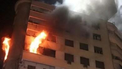 "Photo of "" خلاف "" يدفع 3 سعوديين إلى إحراق شقة بأهلها"