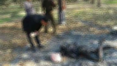 Photo of ذبح شاب و حرقه و إلقائه على الطريق في مصر