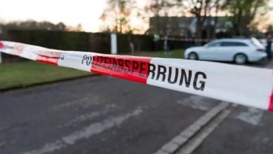 Photo of ألمانيا : عناصر الشرطة يفشلون في ثني زميل لهم عن الانتحار بعدما قتل زوجته !