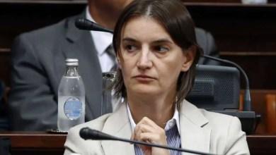"""Photo of تعيين أول رئيسة """" مثلية """" للحكومة في صربيا"""